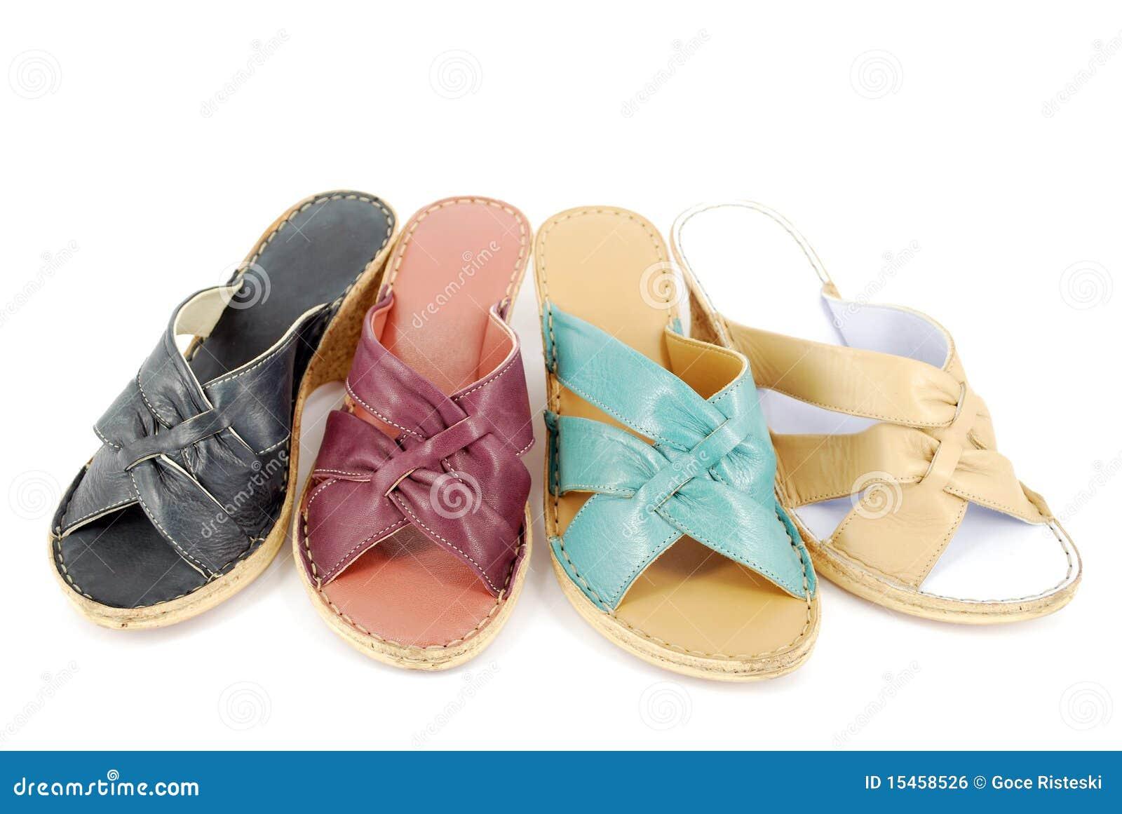 Zapato de la sandalia del verano de la mujer