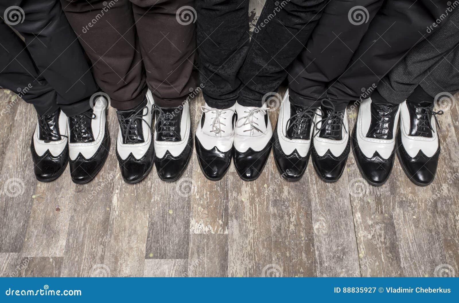 gran selección de alta moda muchos estilos zapatos gangster