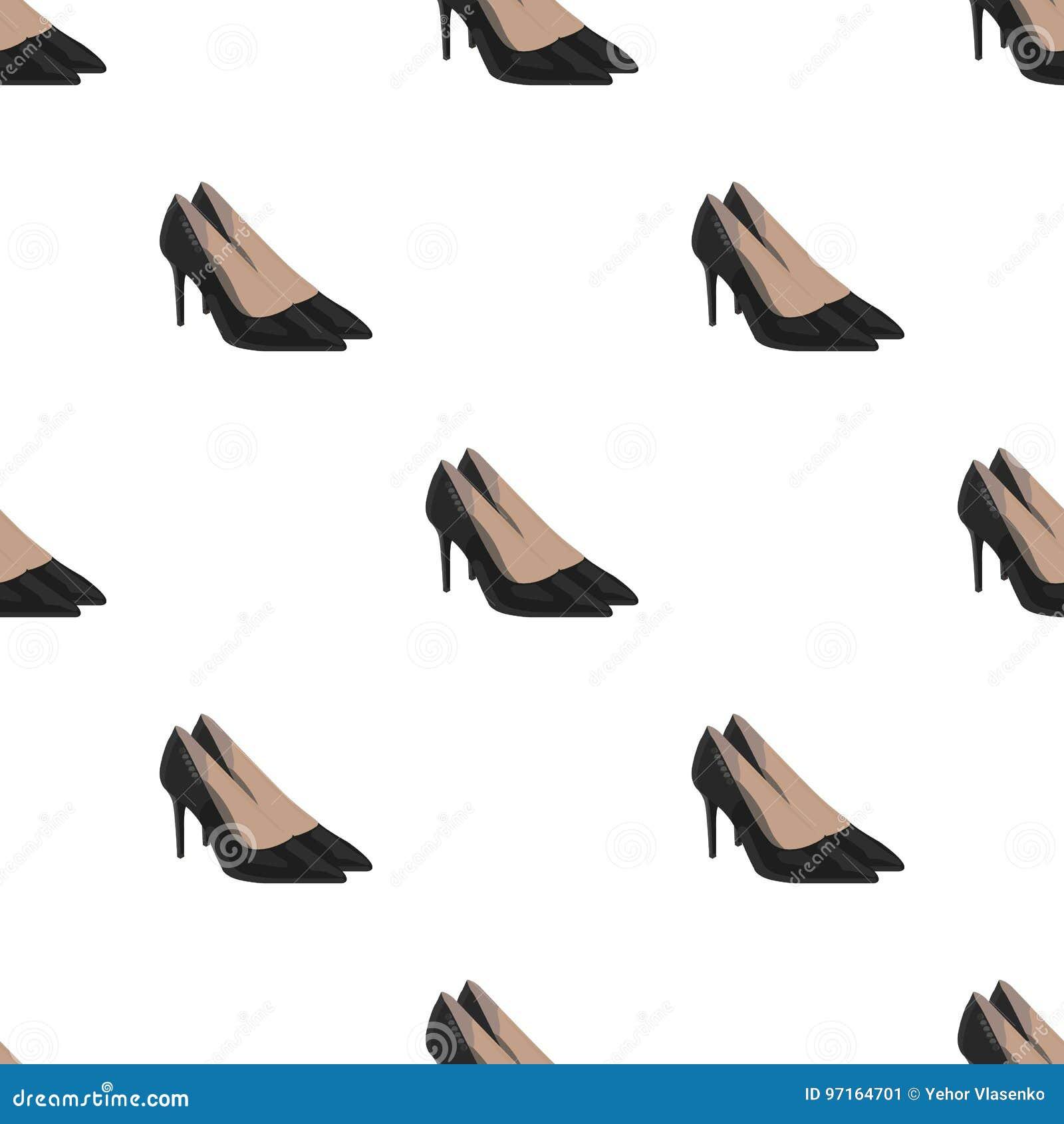 Cuero Los ` Talones De Las Zapatos Del S Con Calzados Mujeres 58F6q81wCx