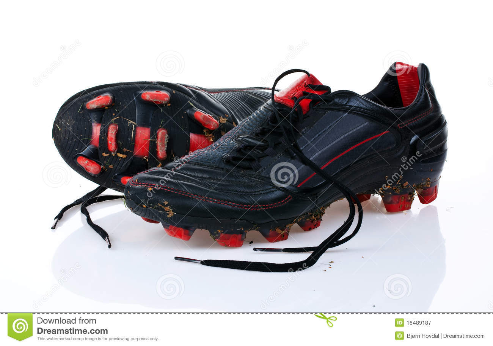 3ff5a21759350 Zapatos del fútbol imagen de archivo. Imagen de calzado - 16489187