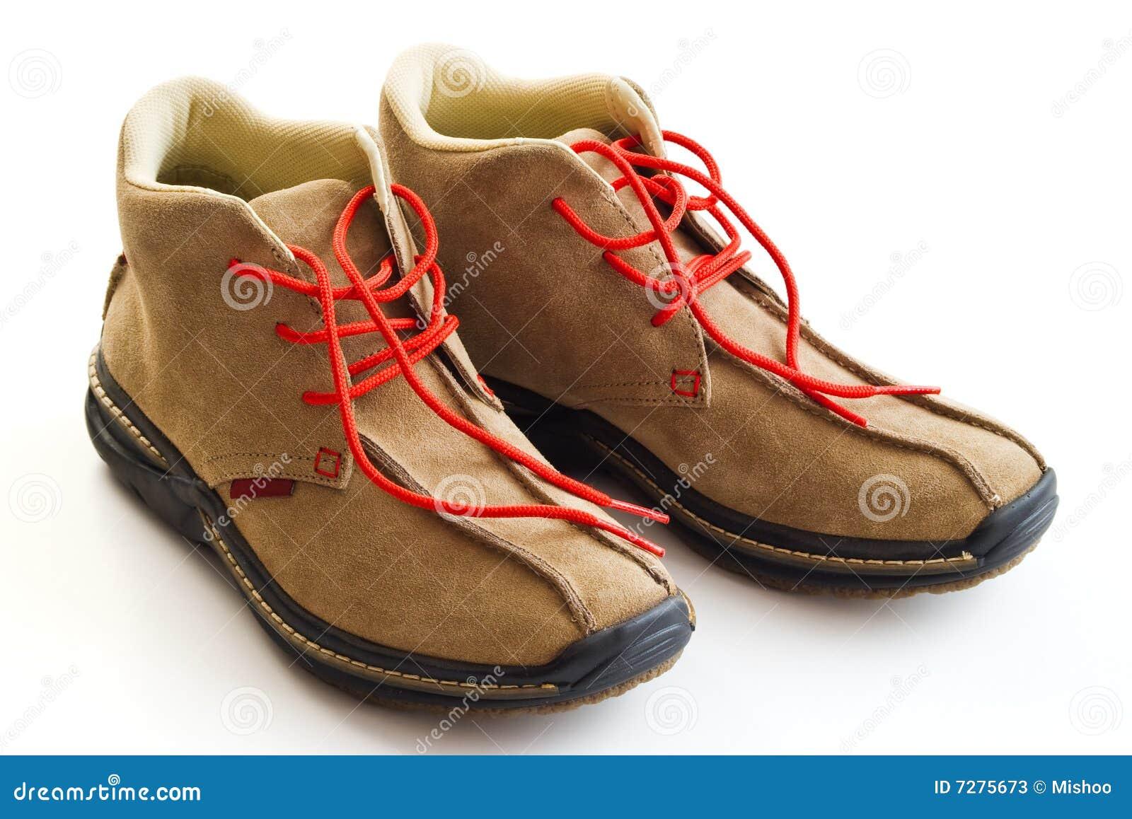 Zapatos del invierno