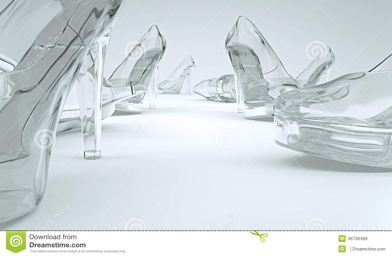 Zapatos hechos del vidrio imagen de archivo. Imagen de cristal ... 29ad5d776d56