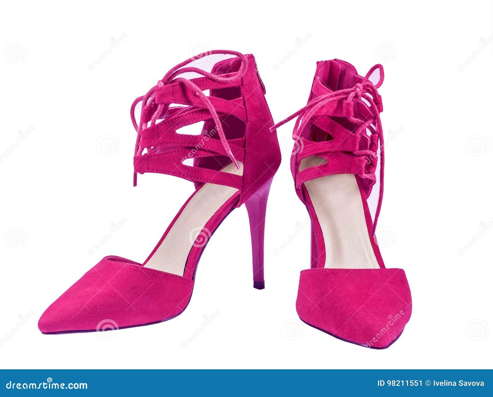 e858a2410ede3 los rosados tacones Zapatos altos de qfHg8RS