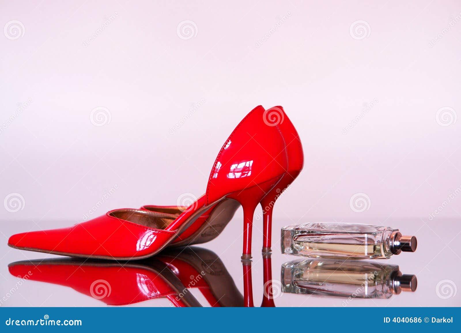 Y Mujer Foto Sensible Zapatos La Archivo De Perfume Imagen UwCdPqv