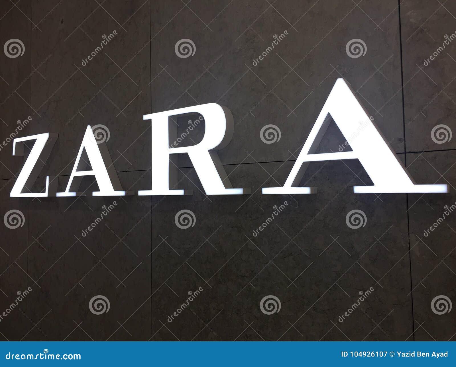 Zara Brand Editorial Photography Image Of Apparel Shop 104926107
