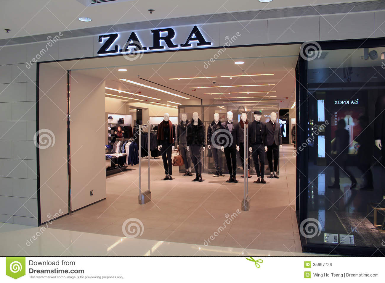We don't quite understand why people would buy online and pick up at the store but it is an interesting wager Zara is putting on Hong Kongers need for speed and famous impatience. If you spend HK$ or less, delivery will cost HK$40 and takes working days.