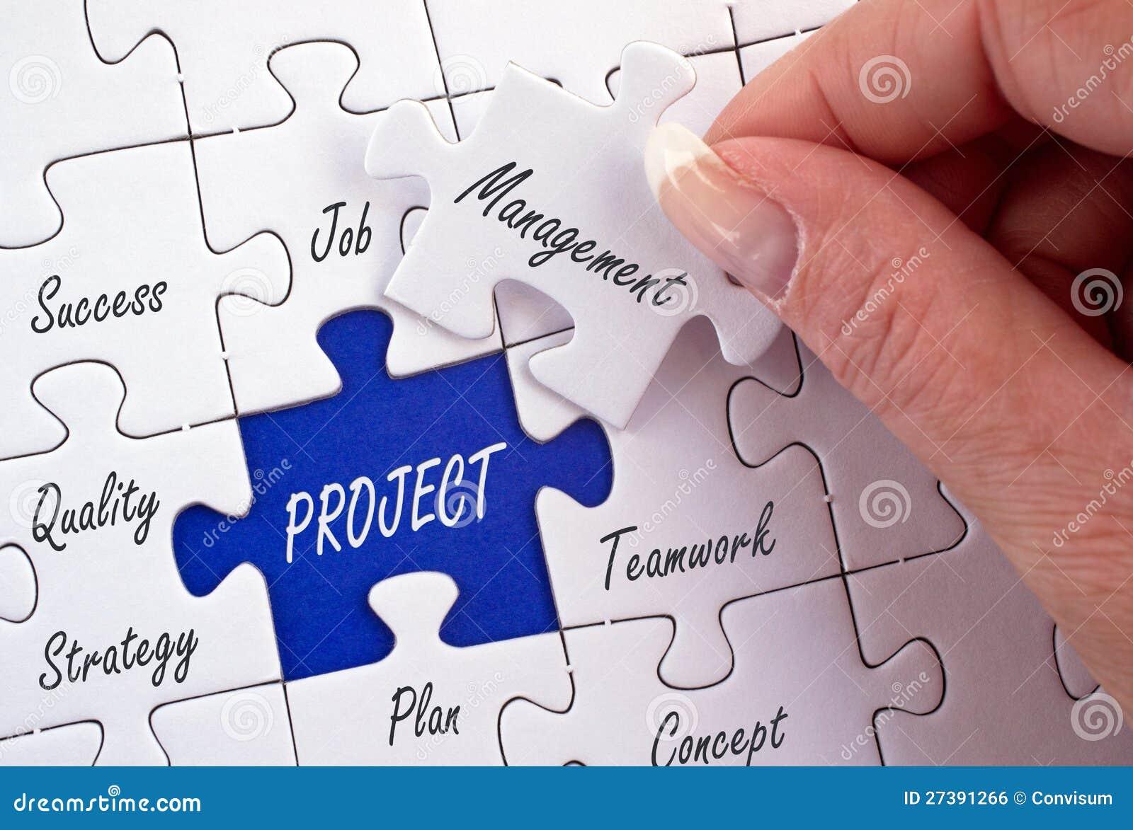 Zarządzanie projektem pojęcie