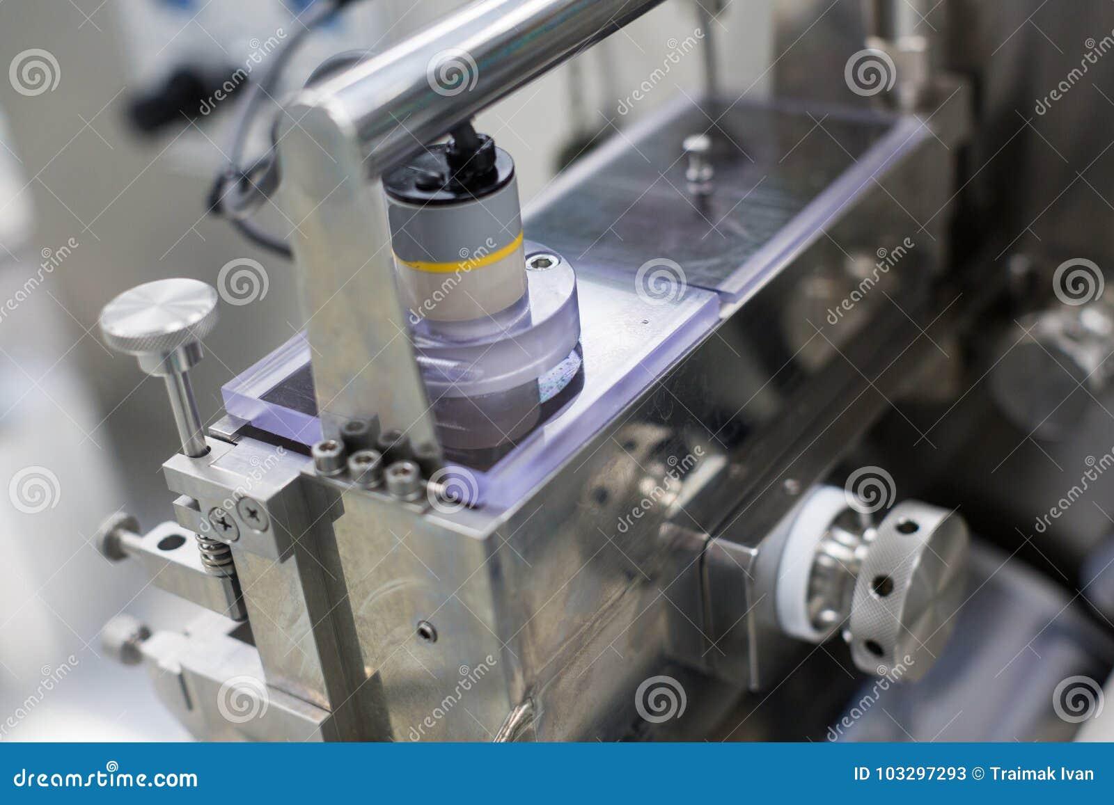 Zasadza obrazek, manufaktura, stalowe chrom maszyny