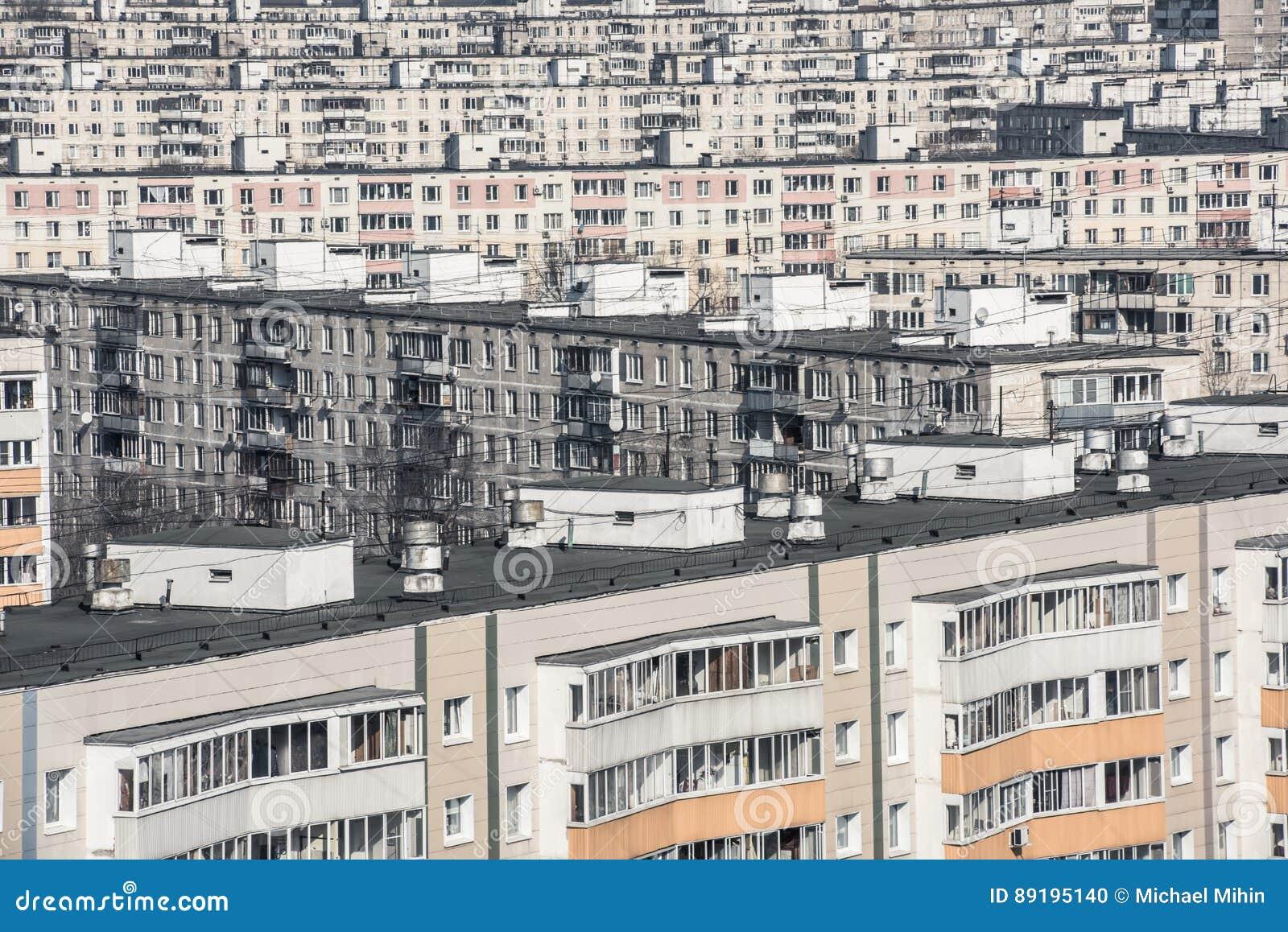 Zatłoczony miasto