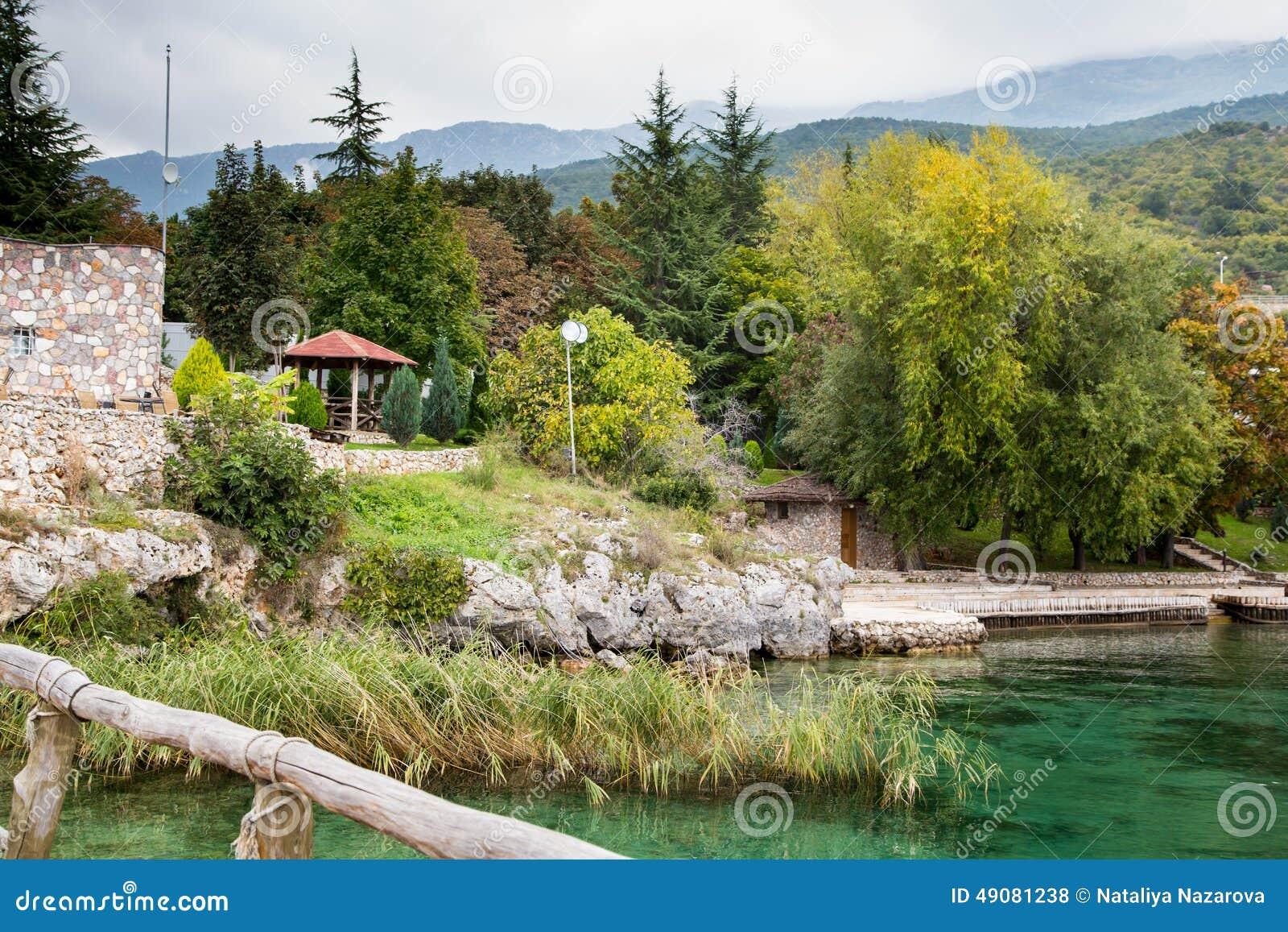 Zatoka kości, Macedonia