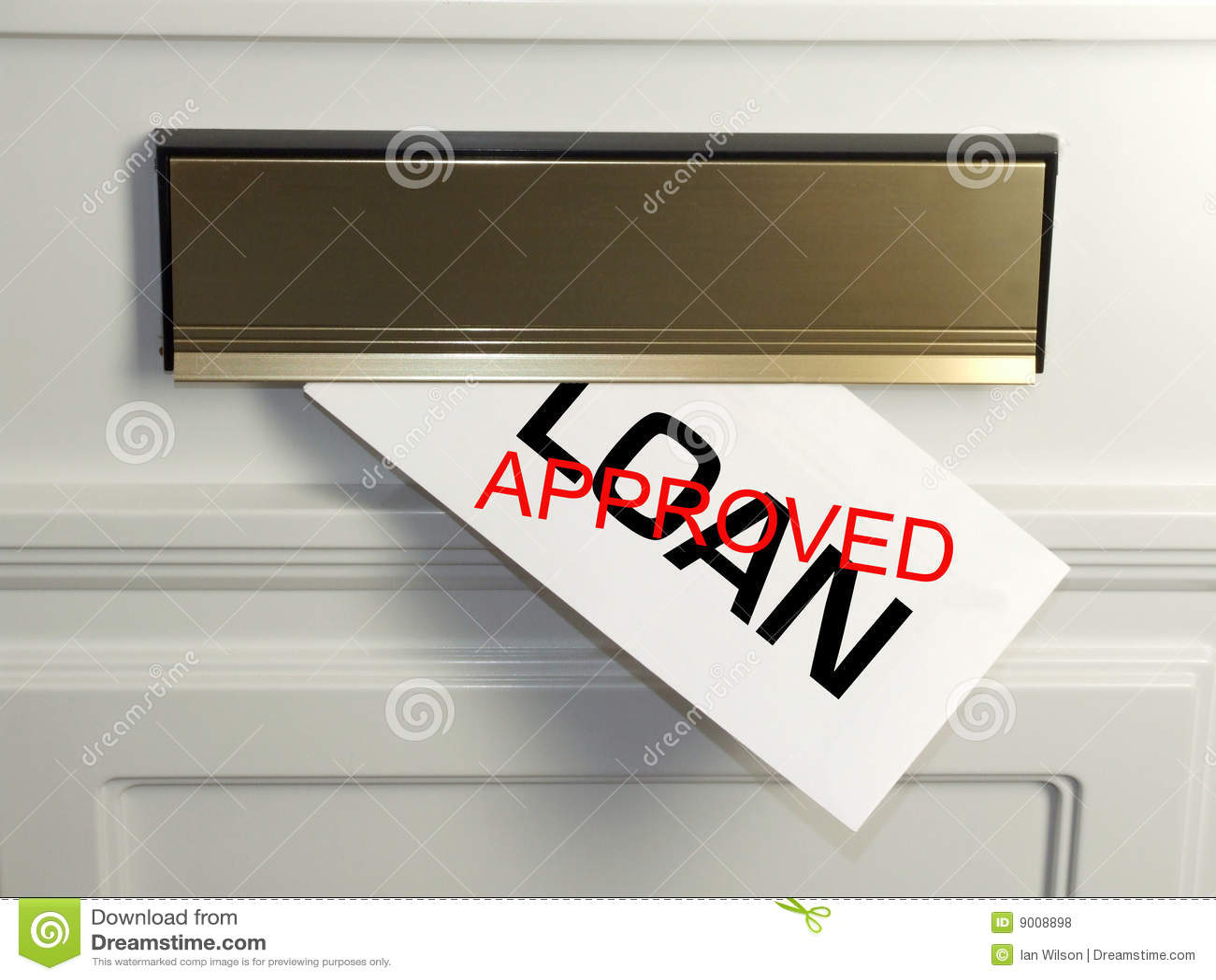 Zatwierdzona pożyczka