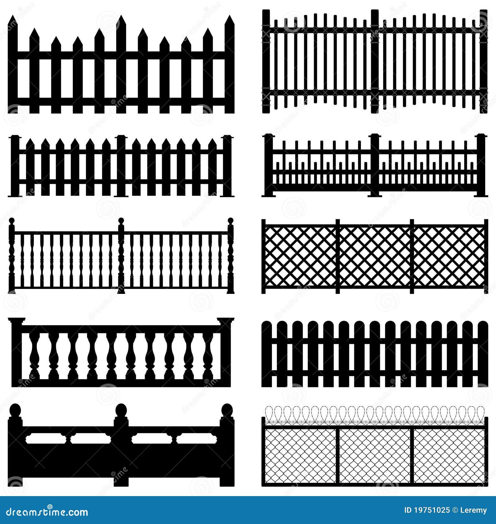 Zaun Pfosten Holzernes Verdrahtetes Ziegelstein Garten Park Yard