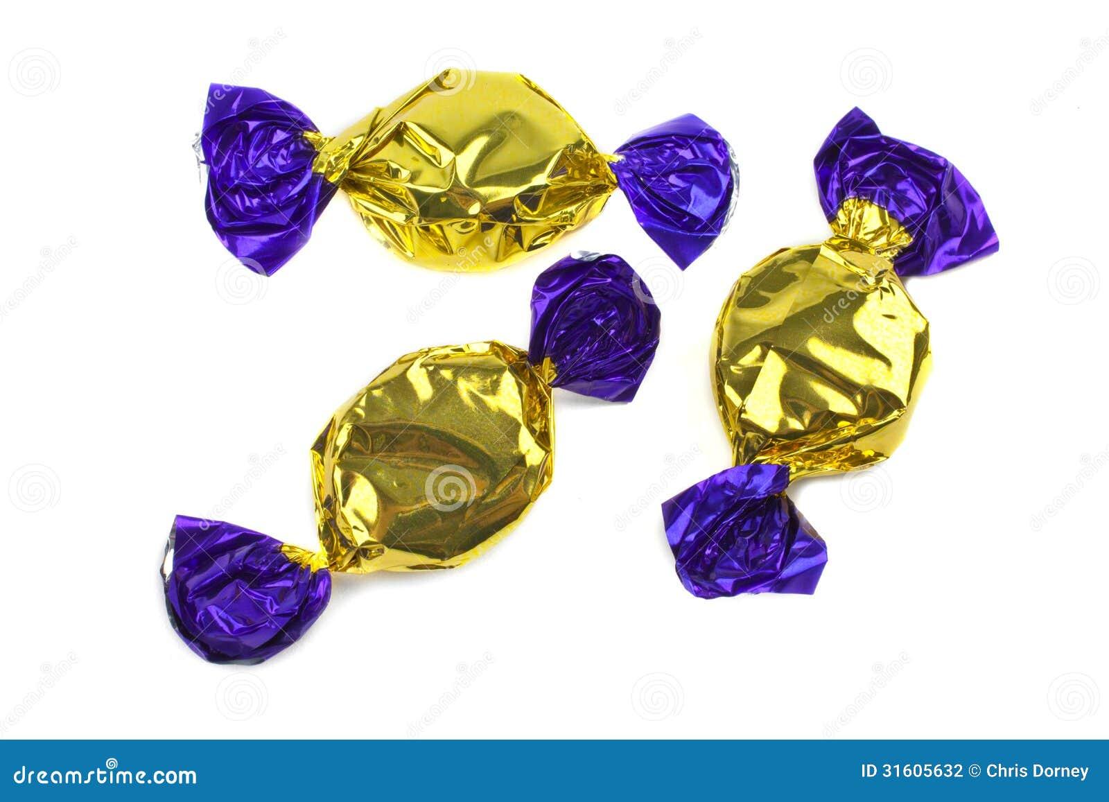 Zawijający cukierki