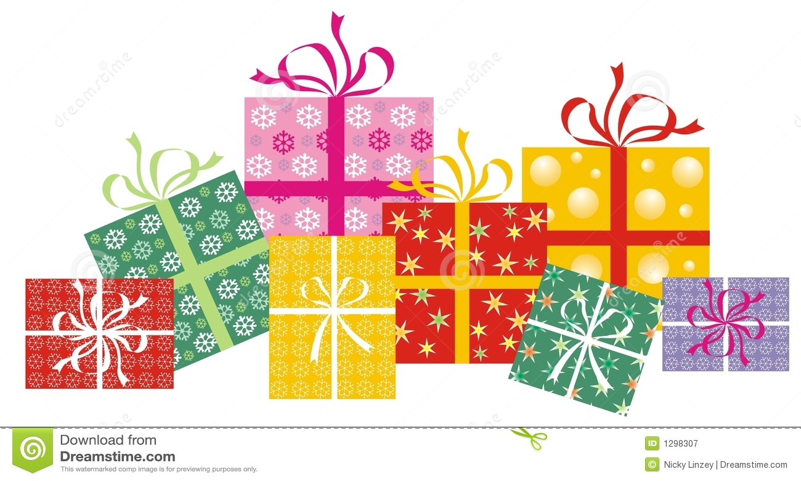 Zawinięte prezent