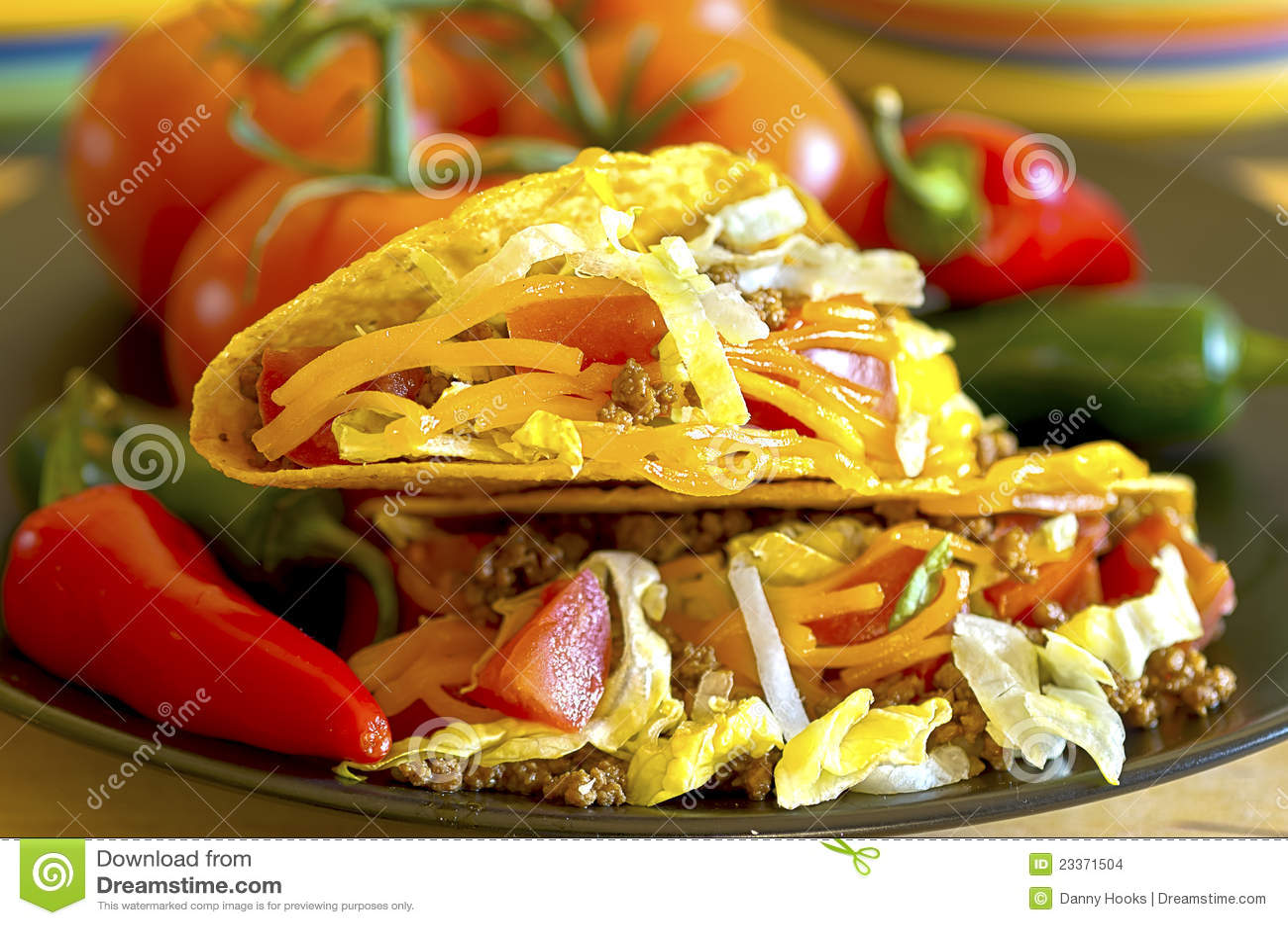 Zbliżenia tacos