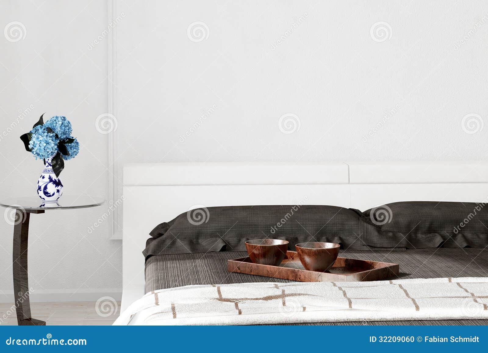 Zbliżenie łóżko z pucharami