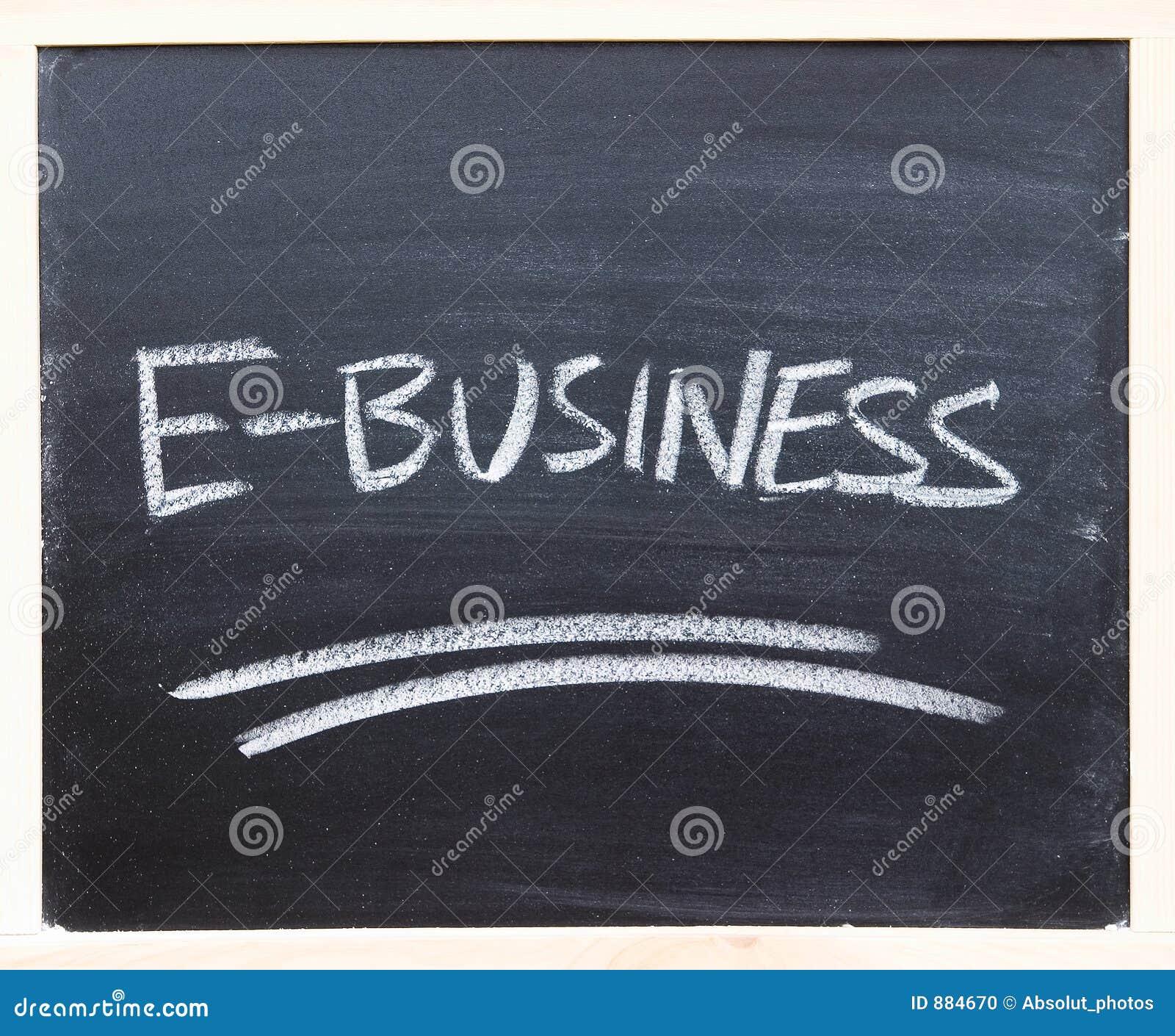 Zbliżenie biznesowe. e