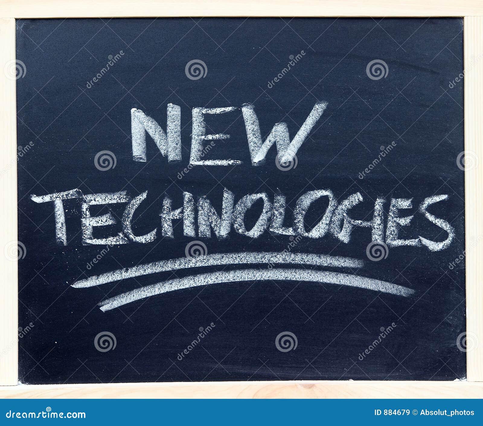 Zbliżenie nowych technologii