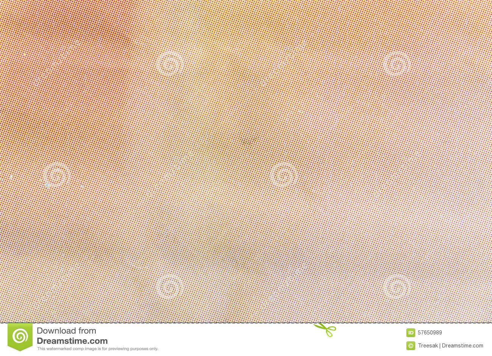 Zbliżenie koloru piksel na kanwie