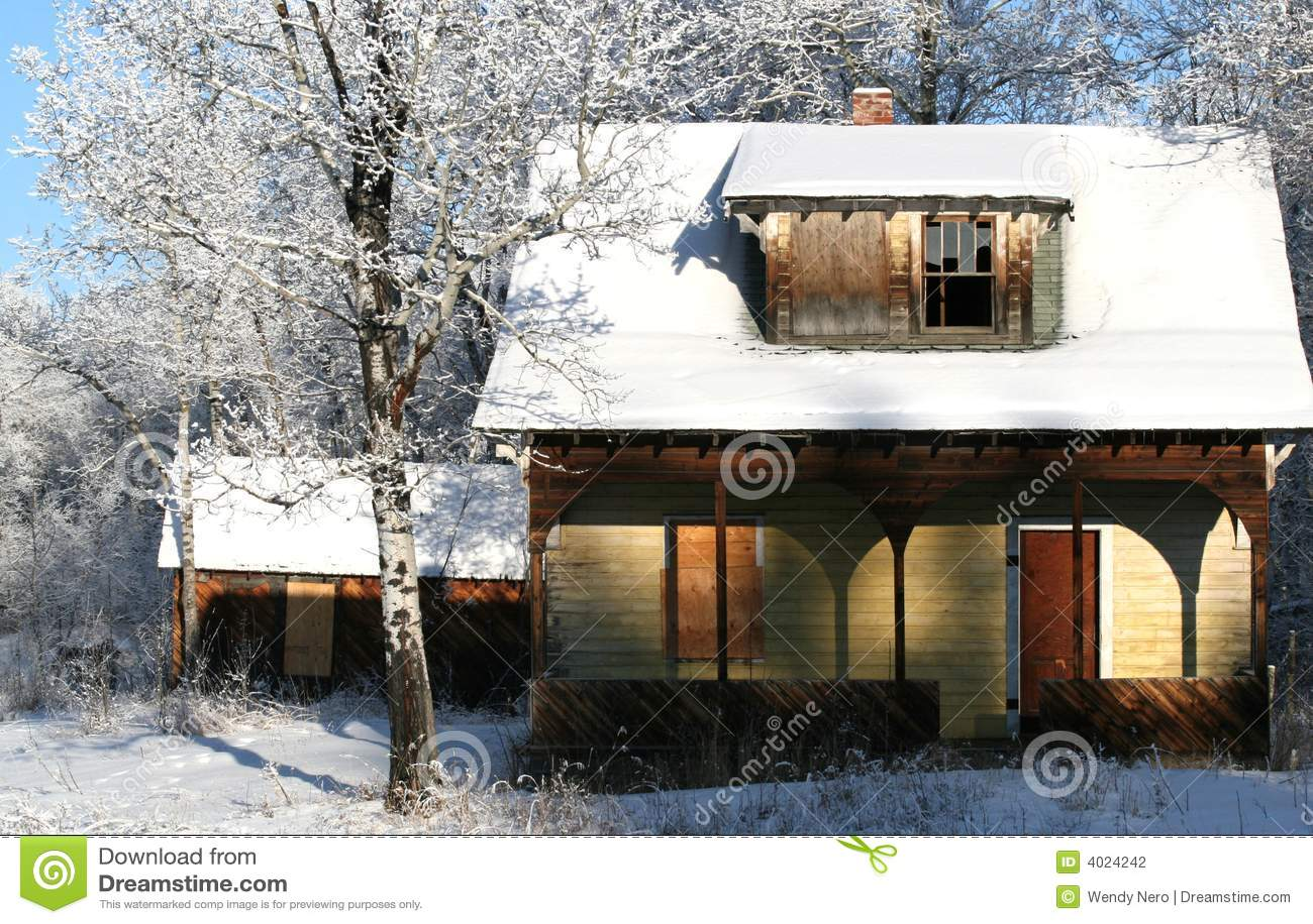 Zbudować starą zimę