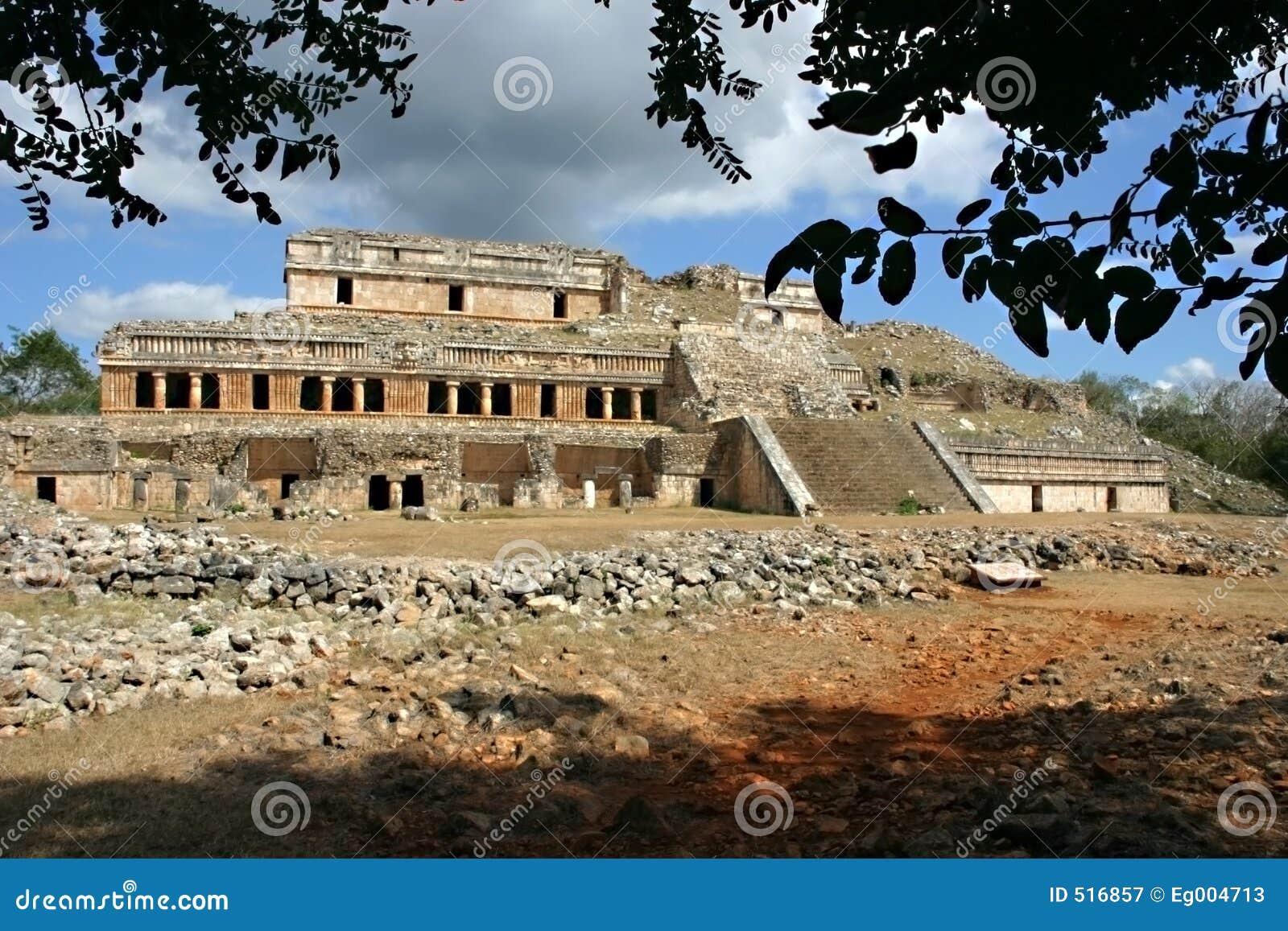 Zbudować starego majów