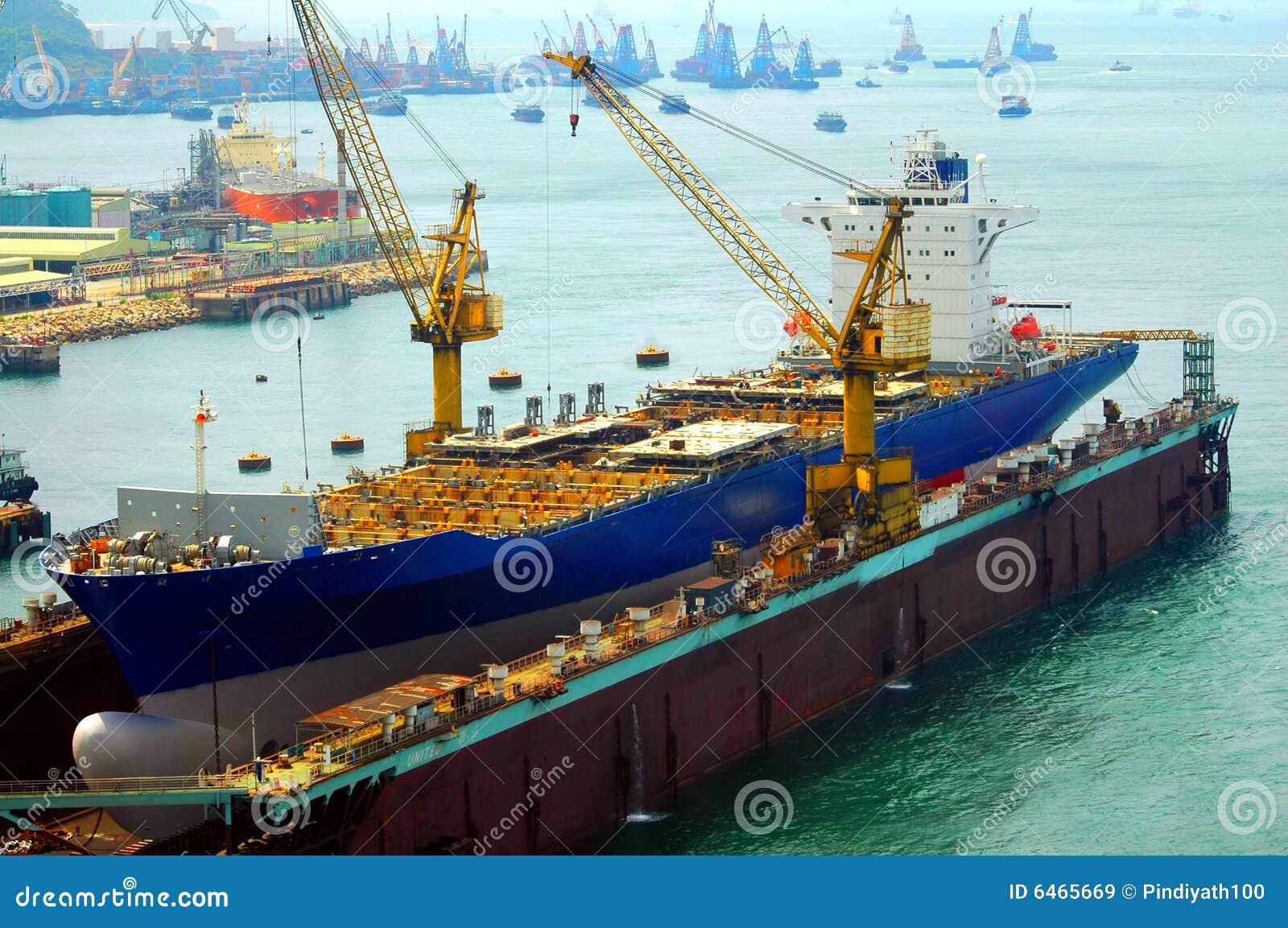 Zbudować statek