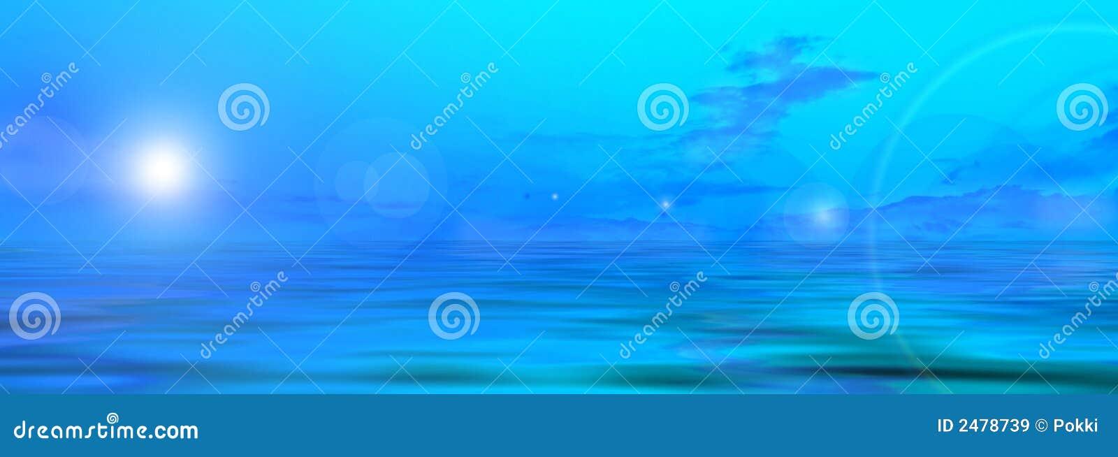 Zdjęcie panoramy łąkowa