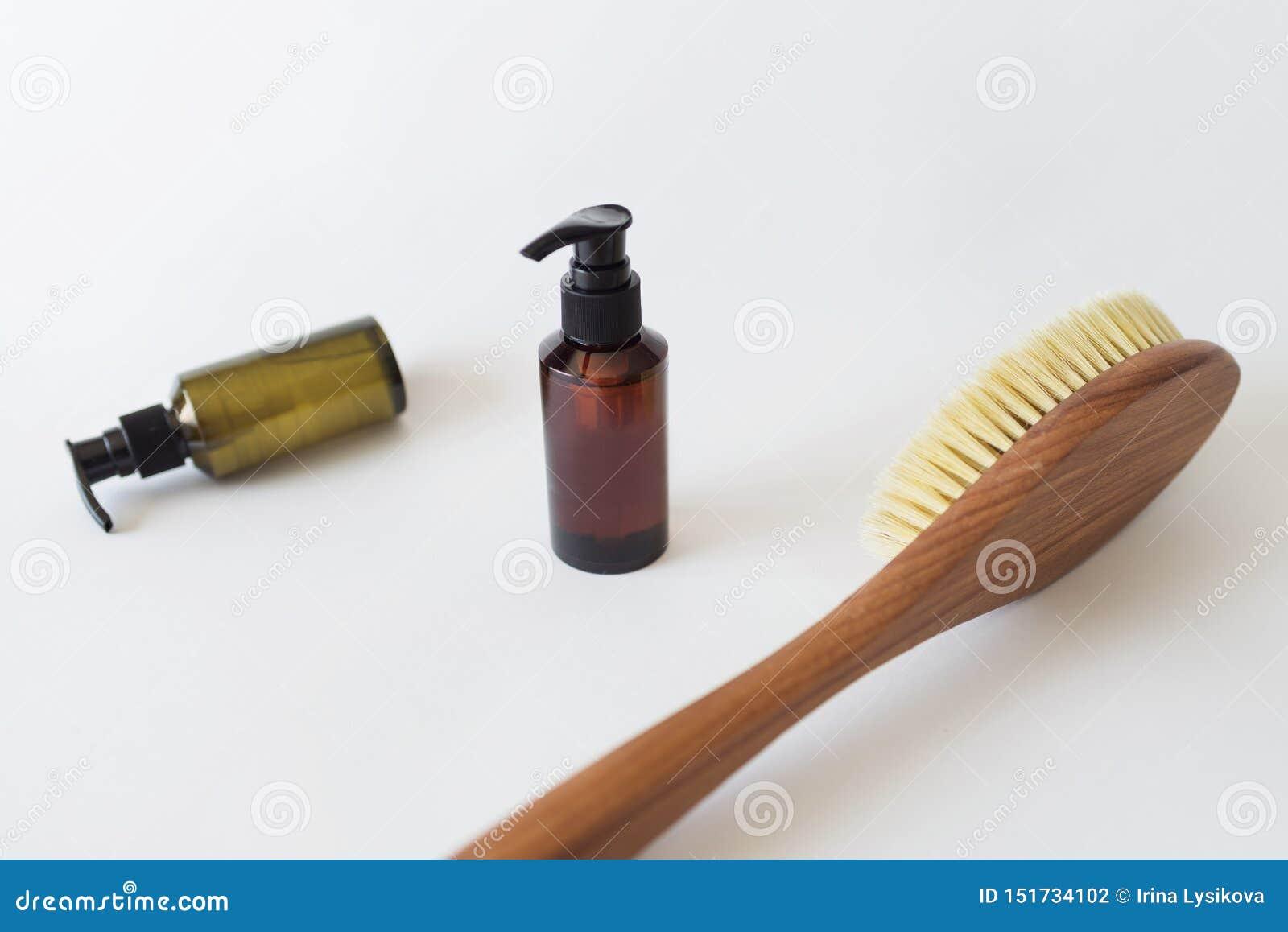 Zdroju organicznie muśnięcie dla suchego masażu i butelki ciało olej Kaktusa muśnięcie Celulitisu masa? Zdroju pi?kna poj?cie