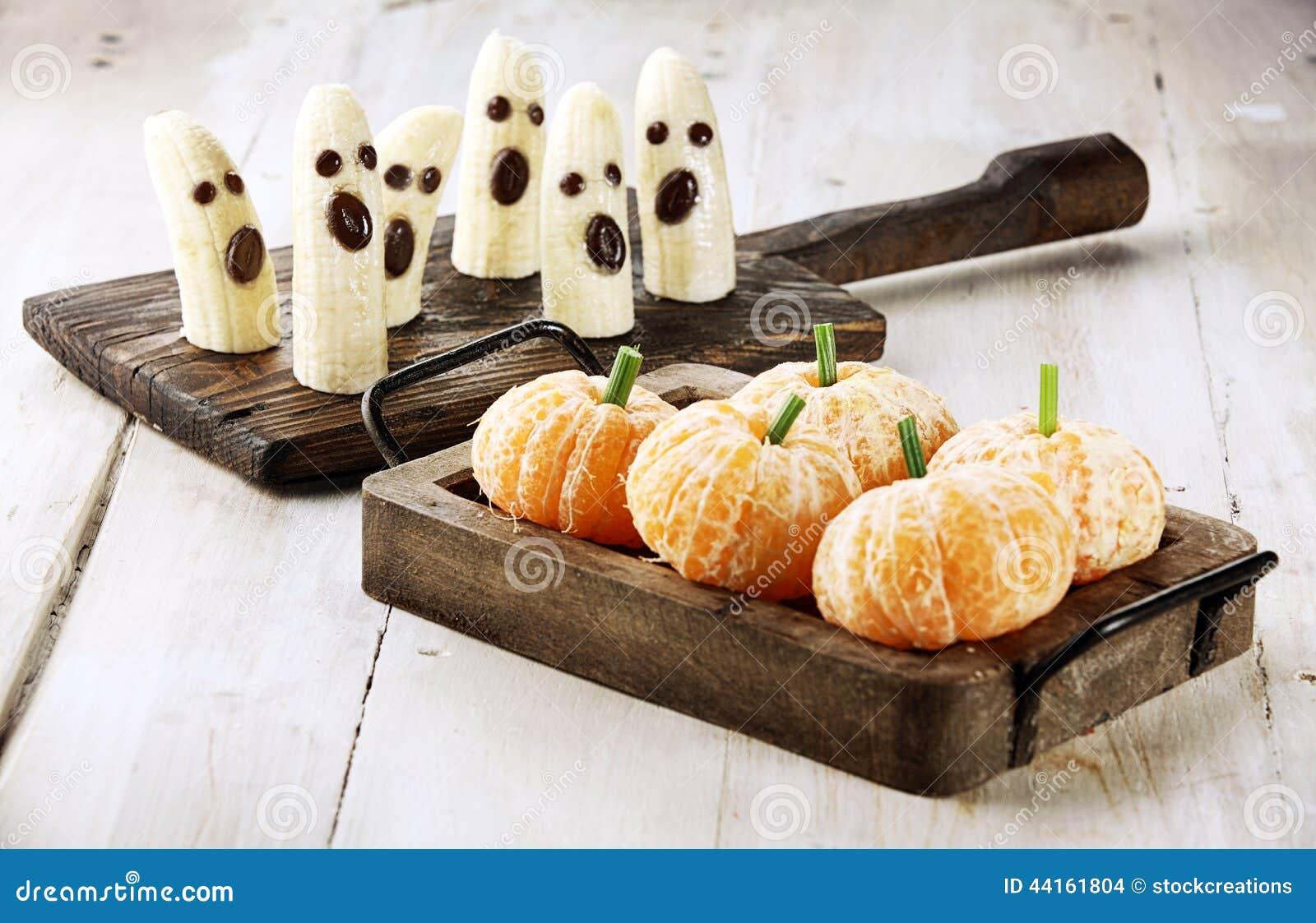 Zdrowe Owocowe Halloween fundy