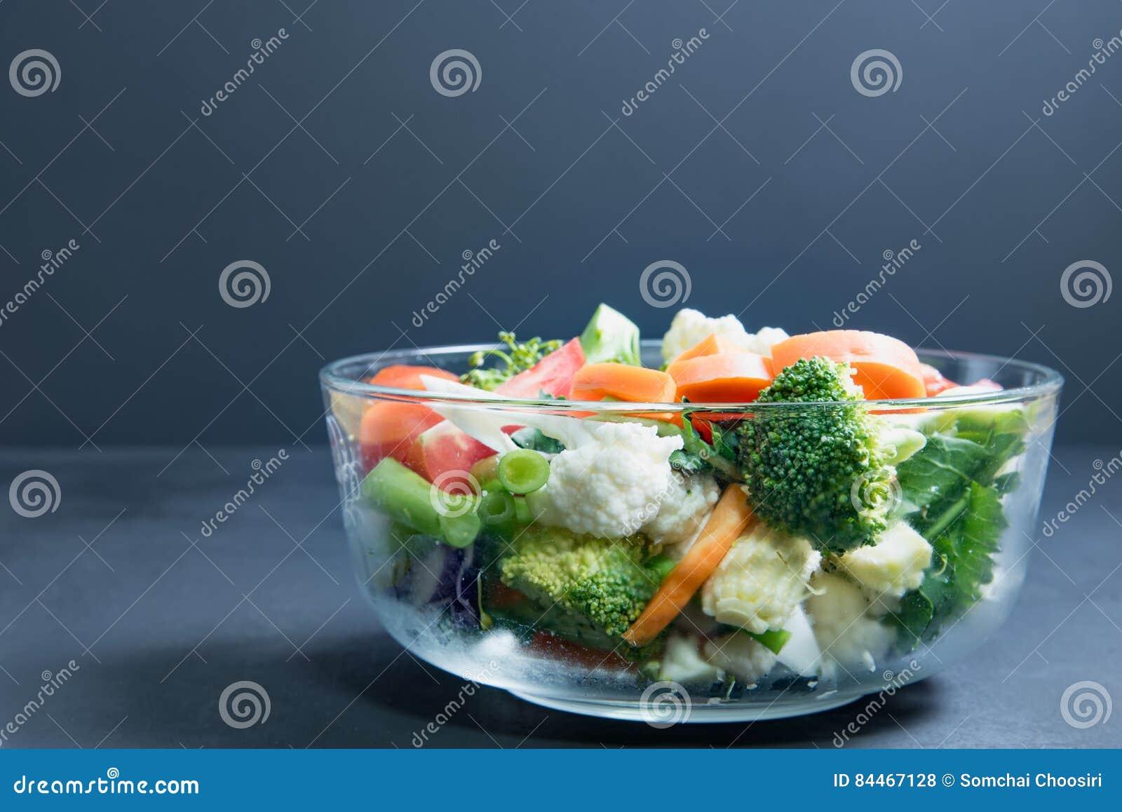 Zdrowi foods są na stole,