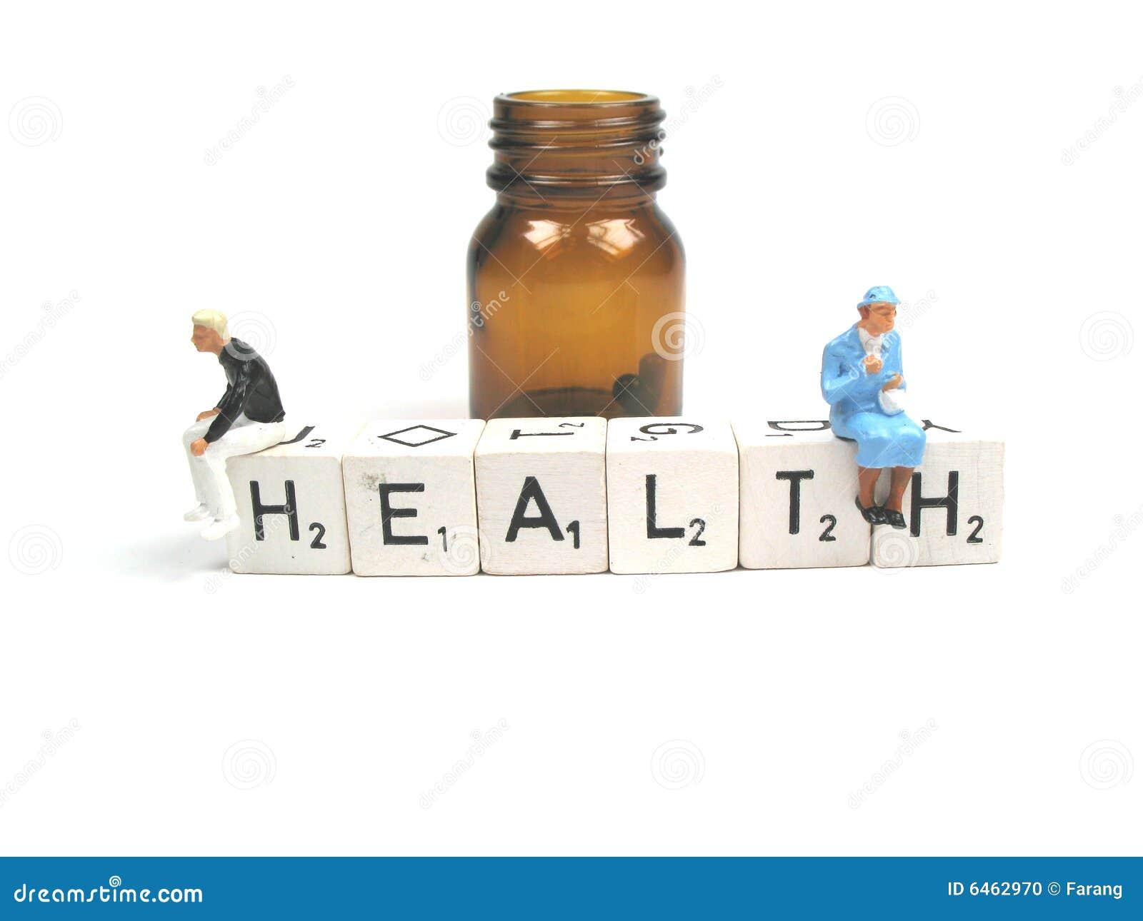 Zdrowie, butelek