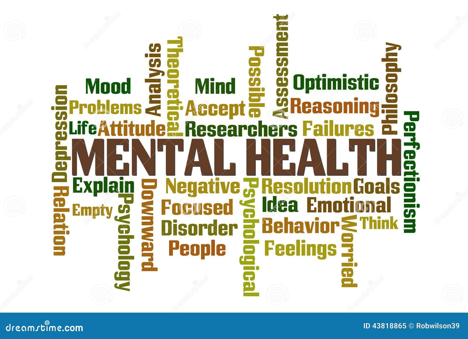 Zdrowie mentalne