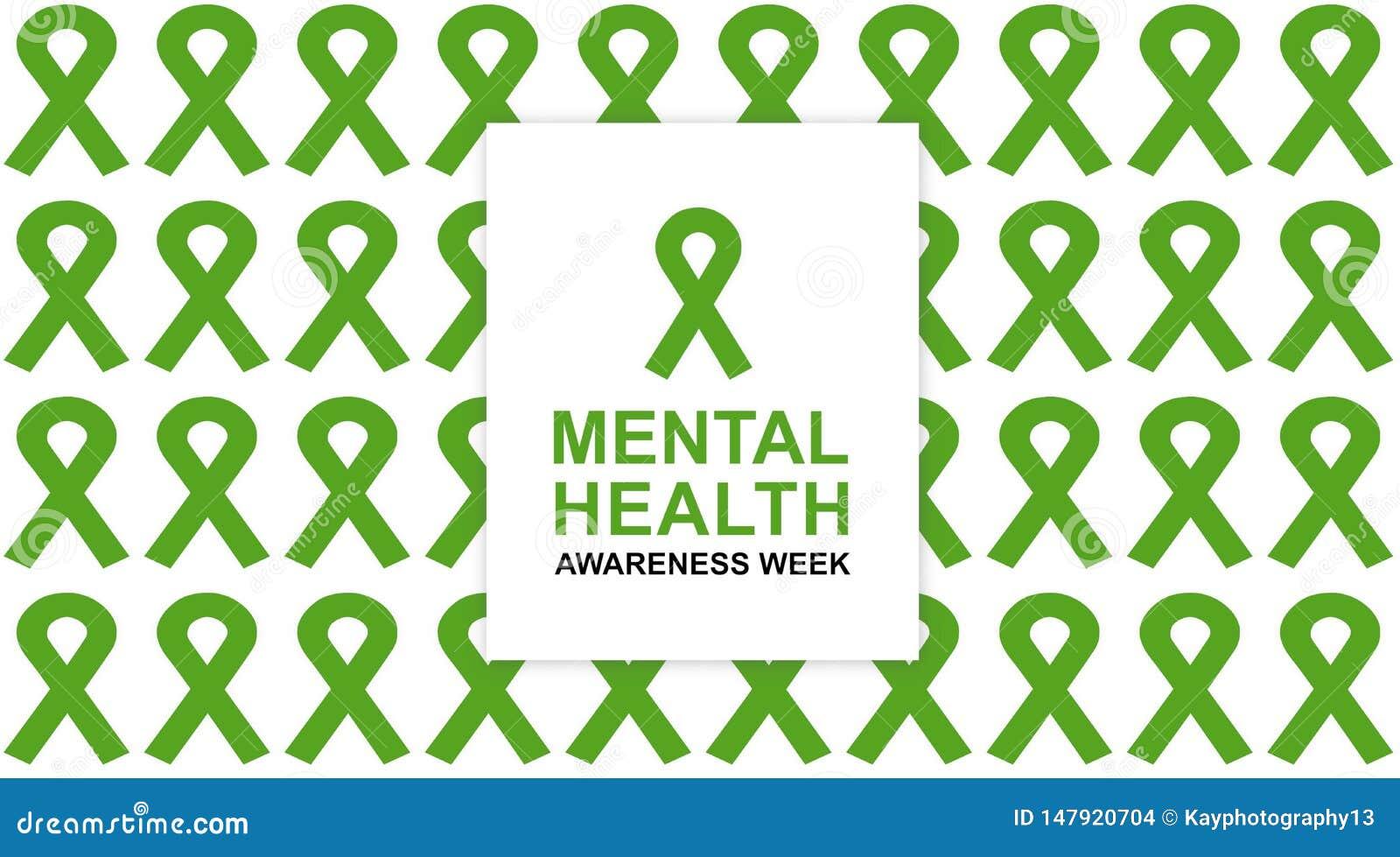 Zdrowie Psychiczne ?wiadomo?? roczna kampania podkre?la ?wiadomo?? zdrowie psychiczne