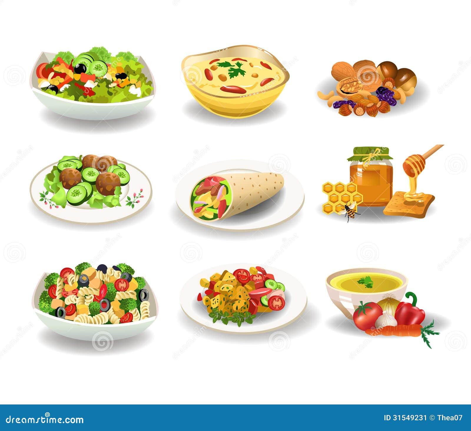 Zdrowy jedzenie