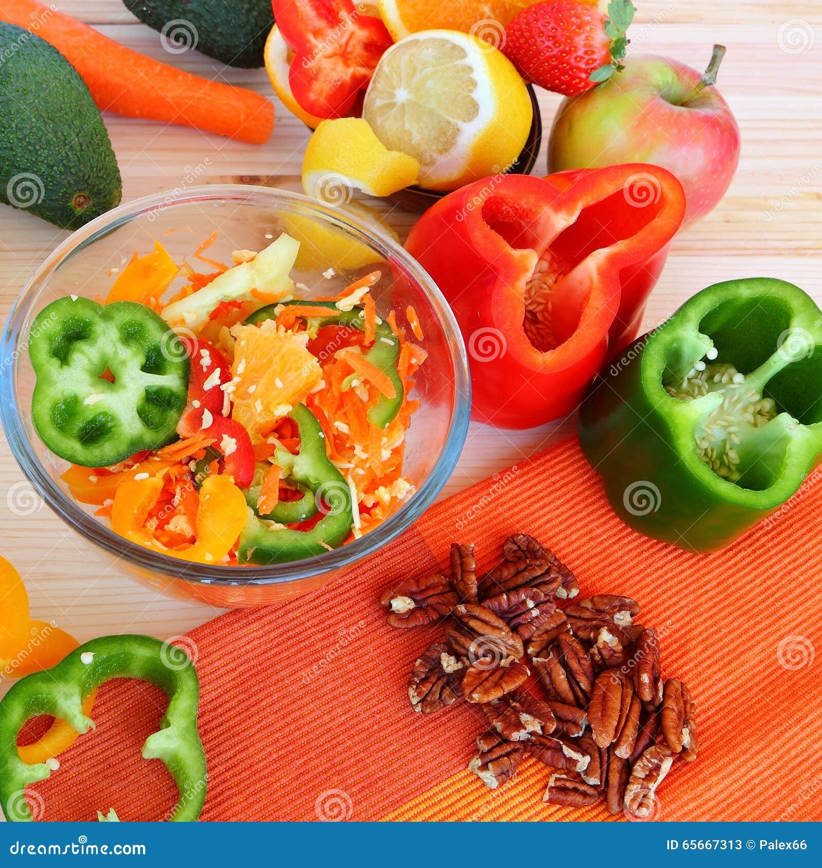 Zdrowy jedzenie - zdrowy życie