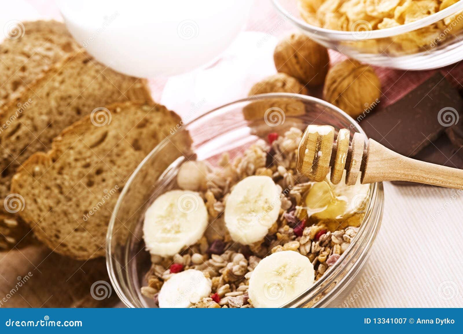 Zdrowy śniadanie