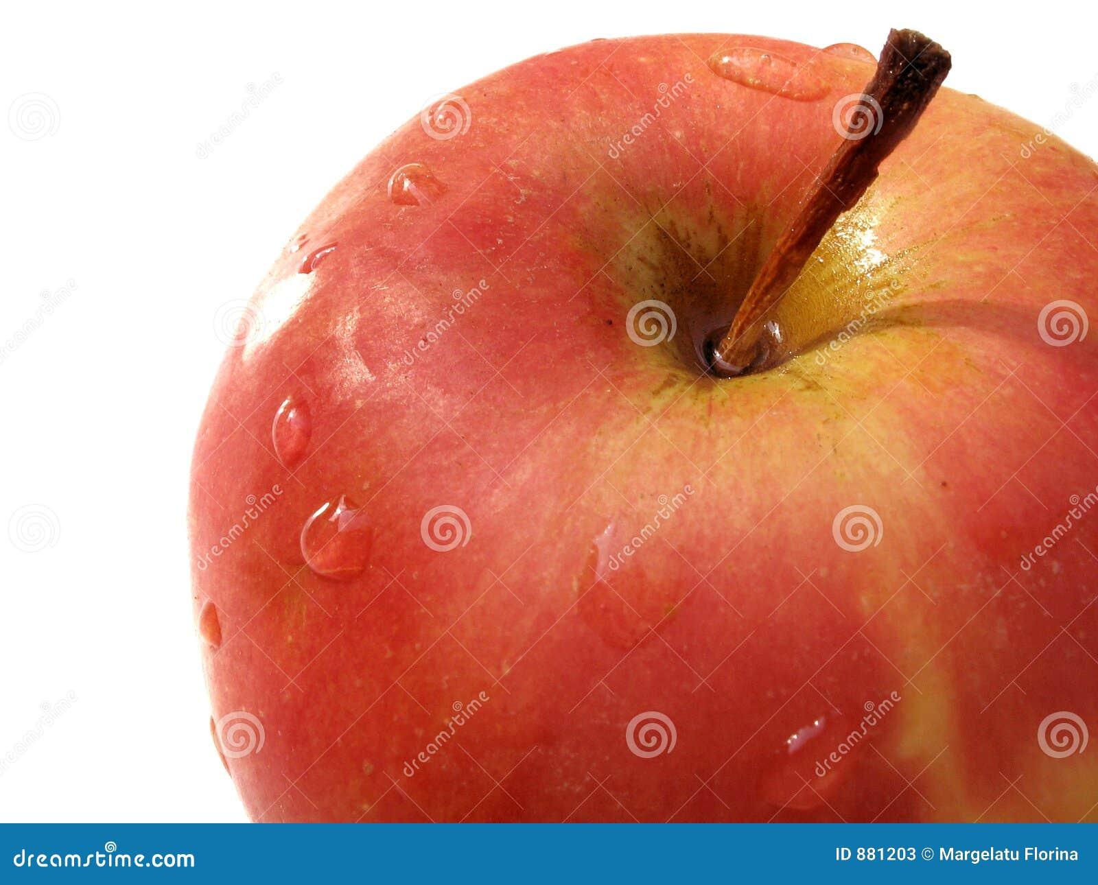 Zdrowy owocowy deser