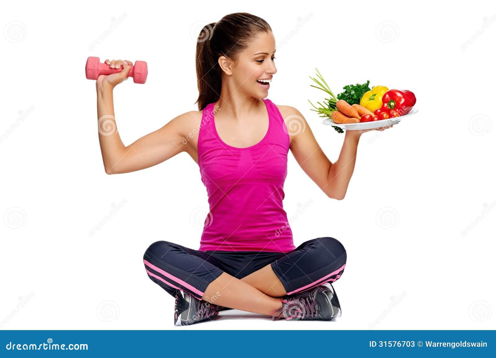 Zdrowy zrównoważony styl życia