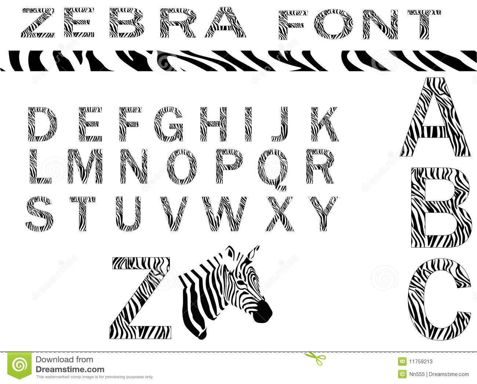 animal print font free download www imgkid com the image kid has it