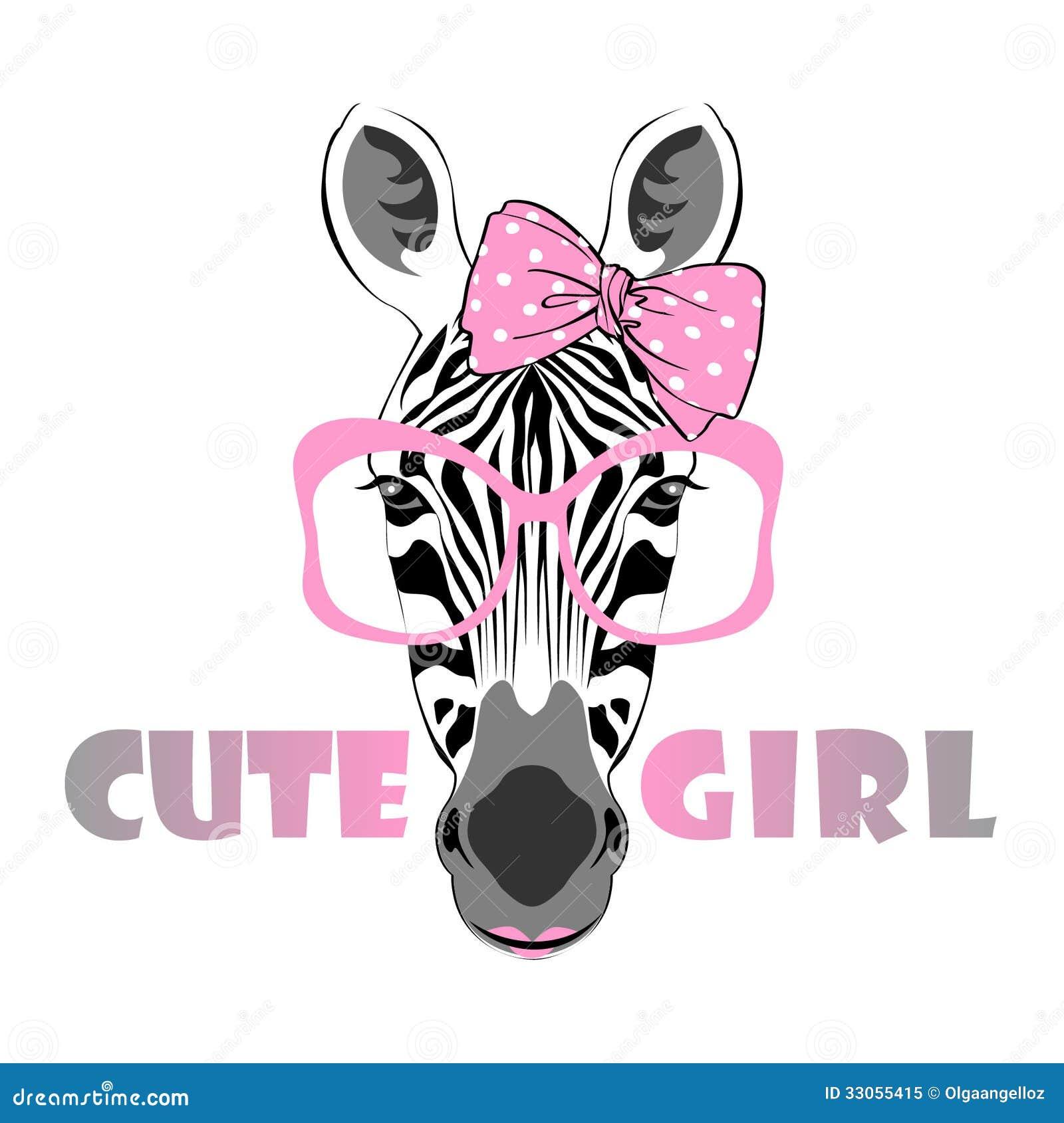 zebra girl in pink glasses royalty free stock photo zebra pattern vector free zebra pattern vector free