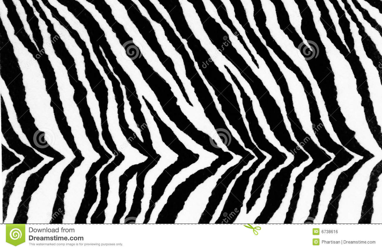 Zebra textile print background texture