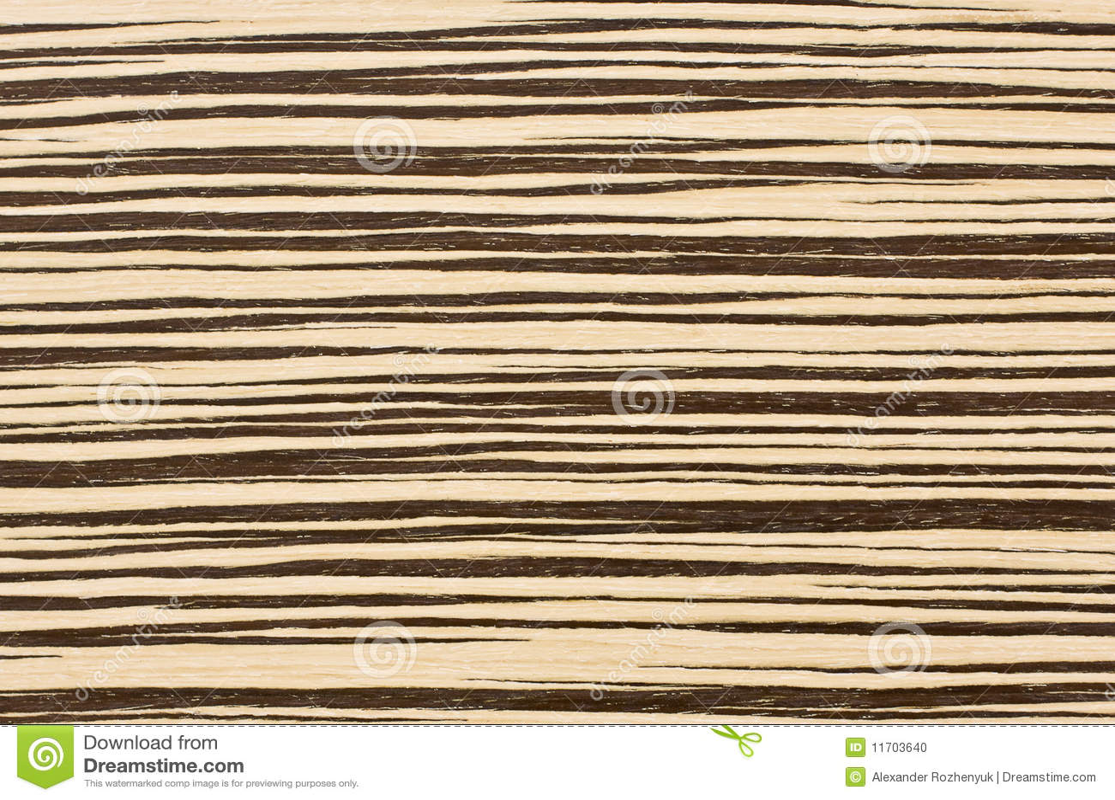 Zebra Wood Texture Background Stock Photo Image 11703640