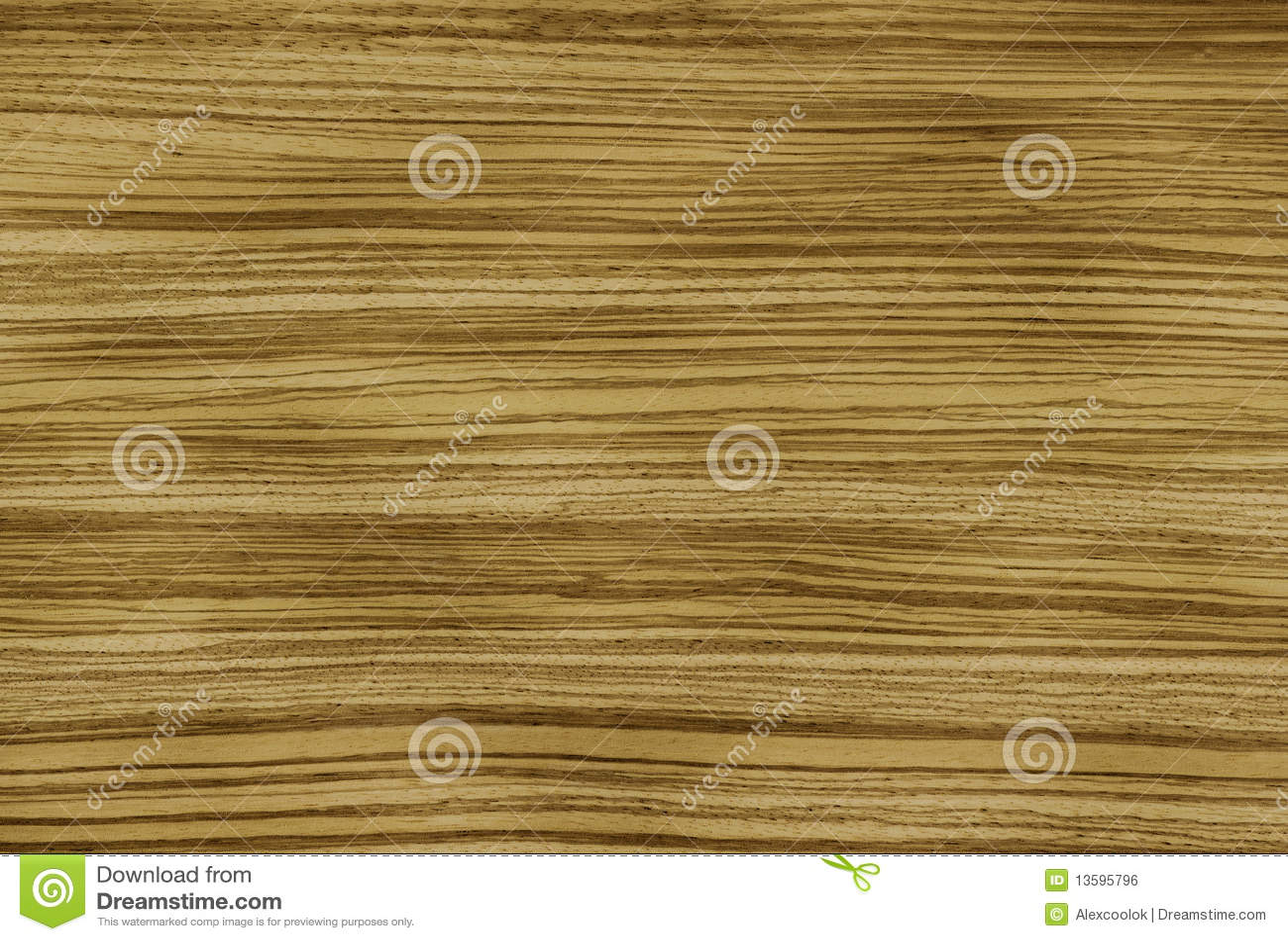 Zebrano Veneer Royalty Free Stock Image - Image: 13595796