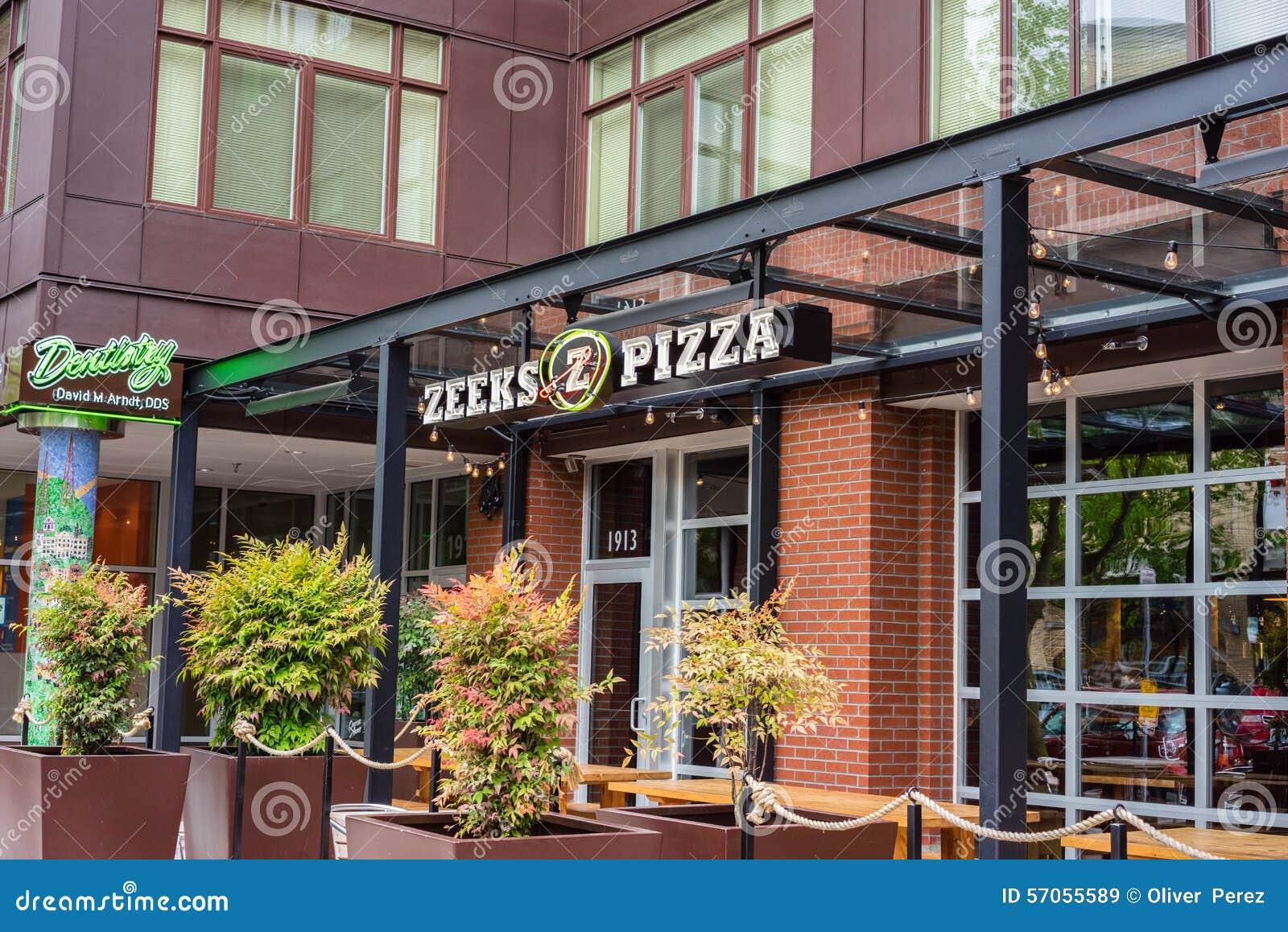 Zeekspizza