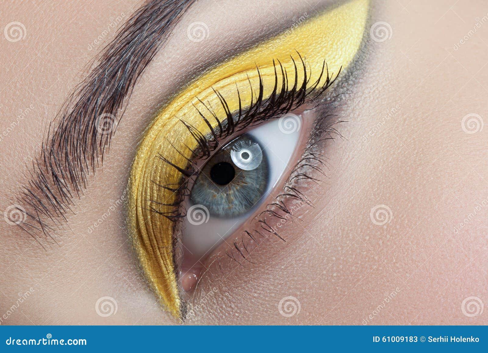 Zeer aardige make-up