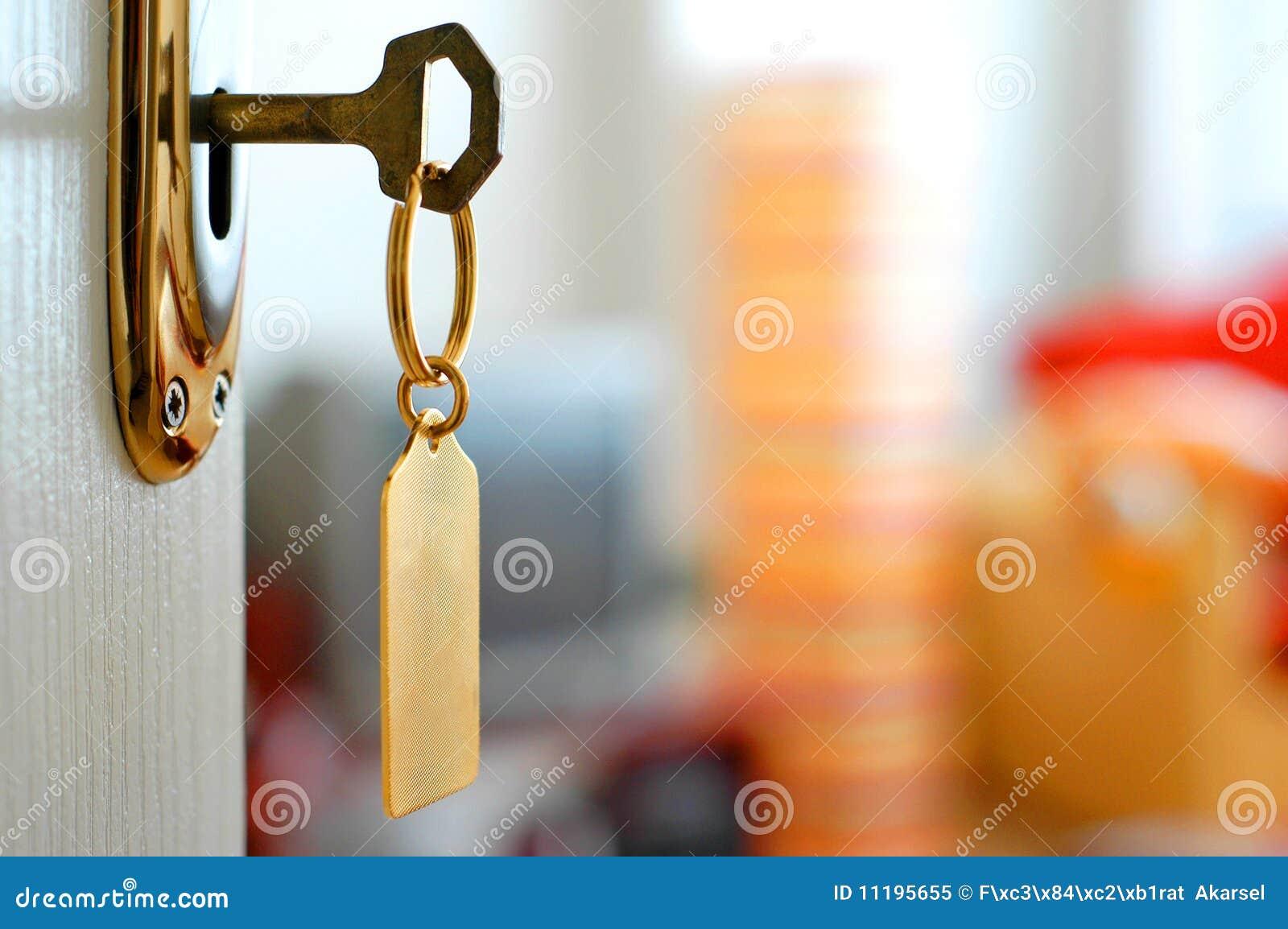 Zeer belangrijk-slot-deur