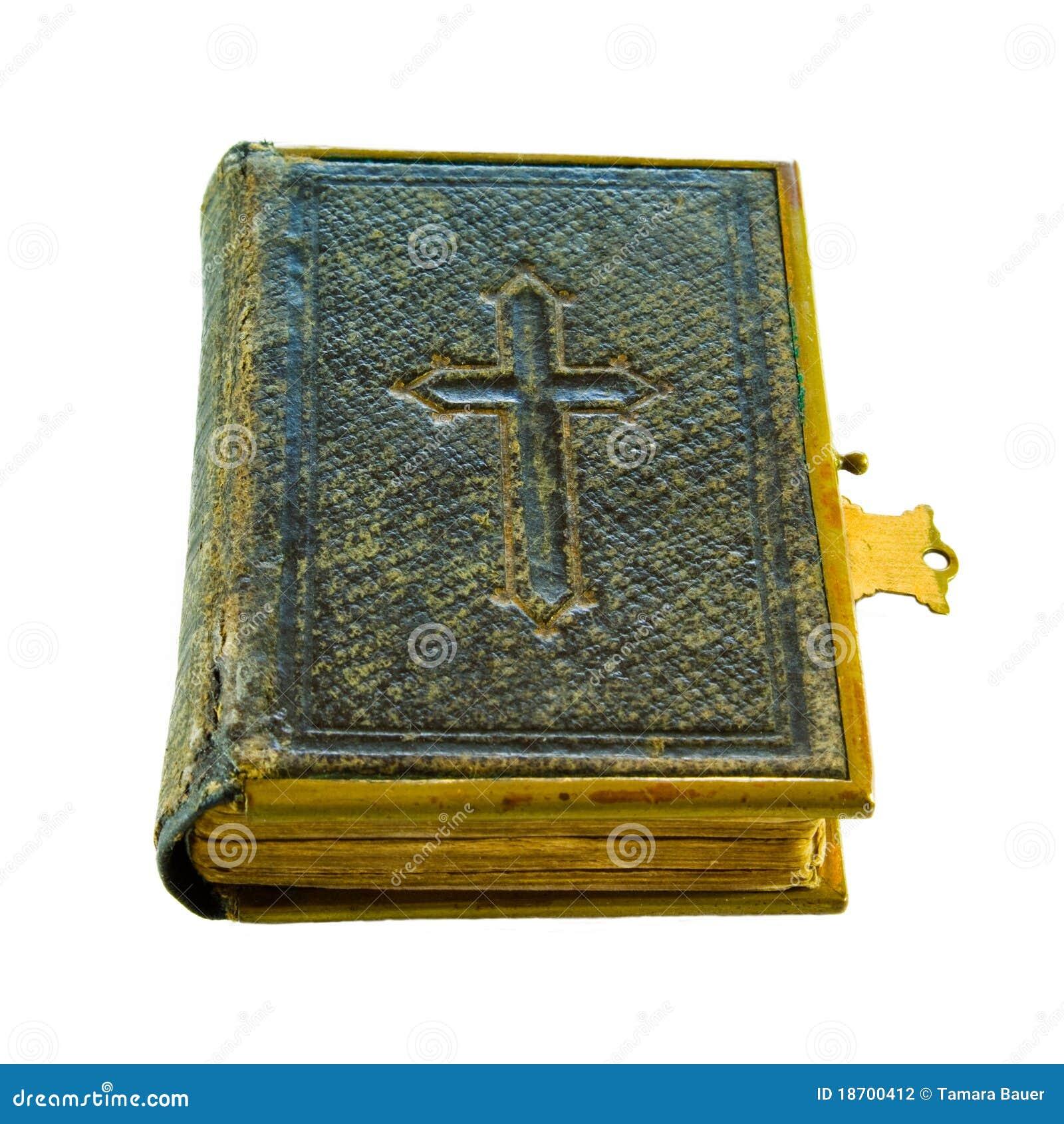 Zeer oude Bijbel