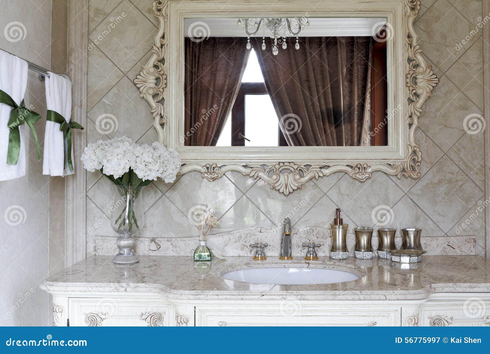 Zeer uitstekende badkamersspiegel
