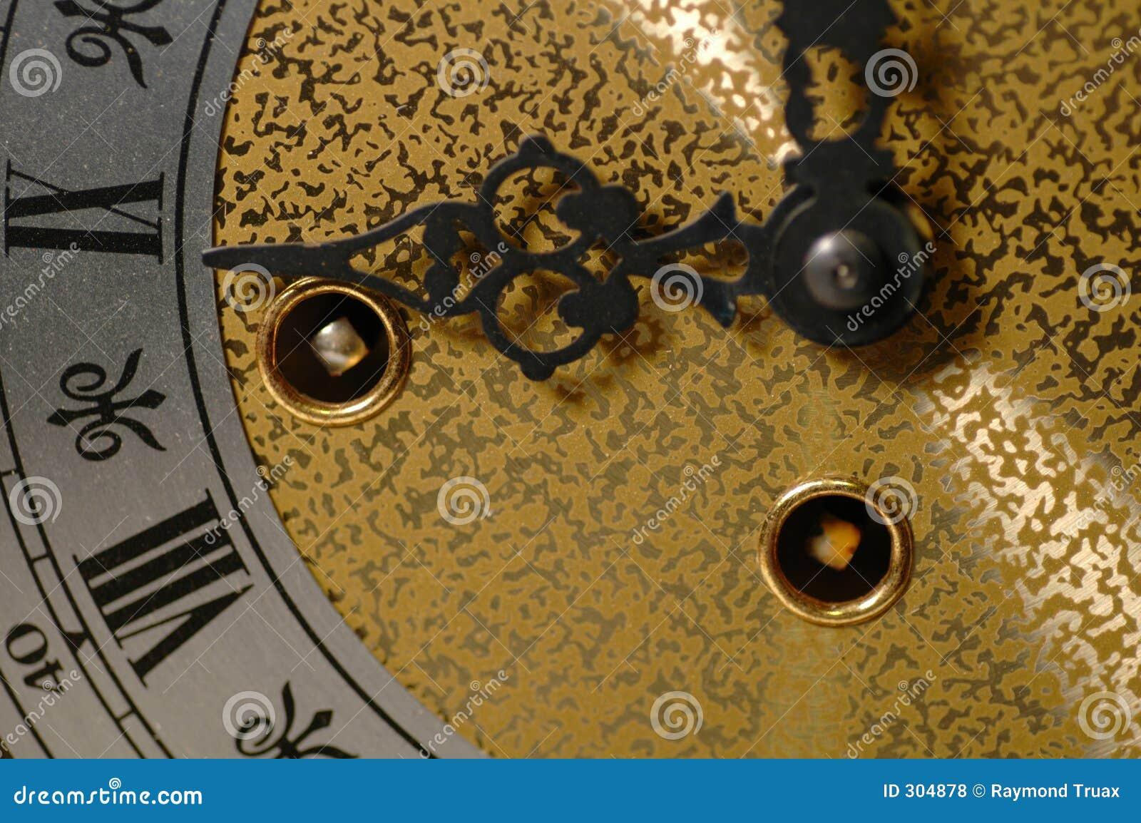 Zegar makro