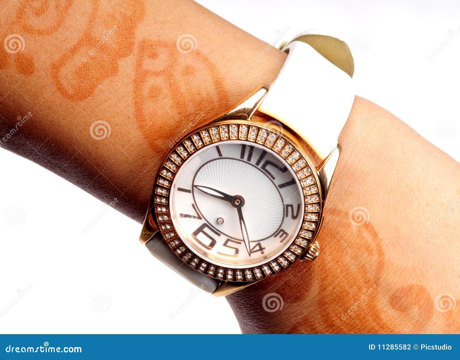 Zegarka nadgarstek